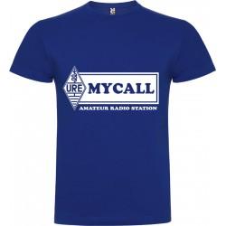 Camiseta Amateur Radio personalizada