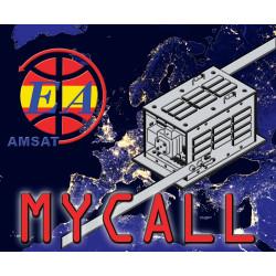 Alfombrilla para ratón AMSAT-EA