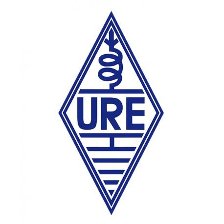 Emblema adhesivo para exterior