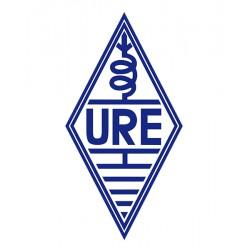 Emblema adhesivo para interior