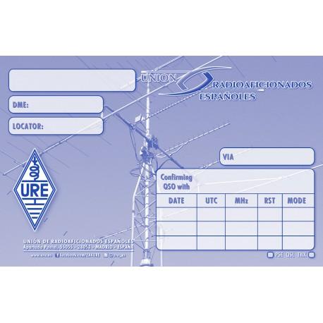 QSL 1 tinta (100 unidades)