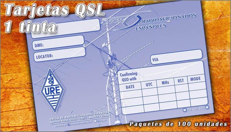QSL 1 tinta
